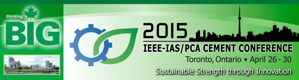IEEE-IAS-PCA Cement Conference