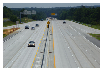 #2_I-20 Richland County Paving Complete Spears Creek Facing East_framed