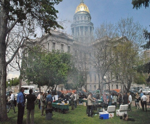 CO 6th Concrete Day at the Capitol