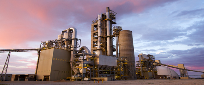 Cement Manufacturing Plants : About pca