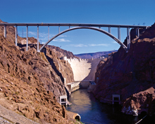 Hoover Dam Bypass/Mike O'Callaghan-Pat Tillman Memorial Bridge