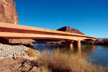 US-191 Bridge over the Colorado River