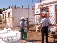 Insulating concrete forms-2