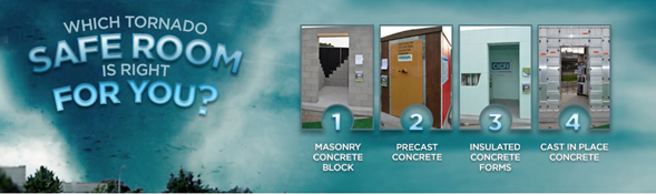 Which Concrete Safe Room is Right for You?