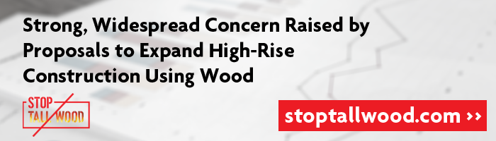 Stop Tall Wood
