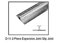 2-Piece Expansion Joint Slip Joint