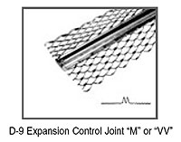Expansion Control Joint