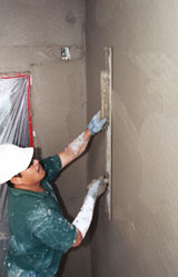 Stucco Installation