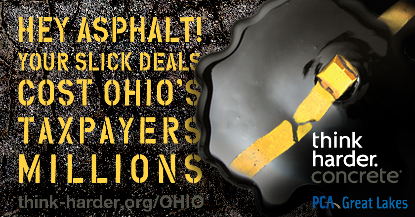 Hey Asphalt! Your slick deals cost Ohio's taxpayers millions