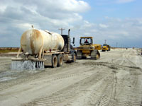 Cement-Treated Base (CTB) Sails to the Rescue