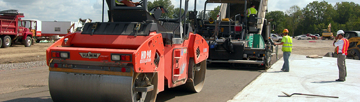 Roller-Compacted Concrete (RCC)